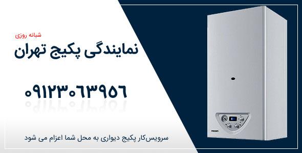 نمایندگی پکیج تهران - 09123063956 - شبانه روزی