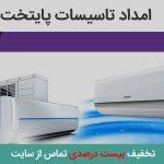 تعمیر و سرویس انواع کولر گازی و آبی پانزده خرداد بصورت شبانه روزی