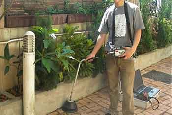 تشخیص ترکیدگی با دستگاه تهران - 09123063956 - شبانه روزی